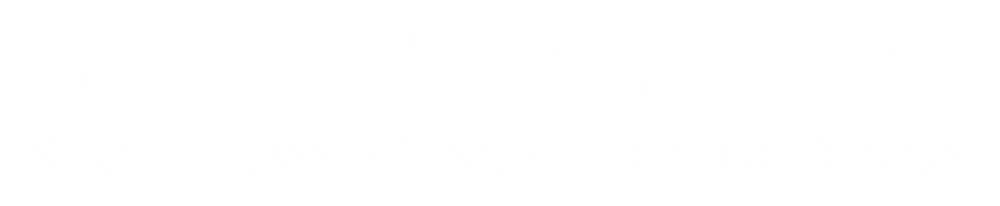 Blue Monkey Marketing Logo